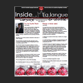 december 2017 newsletter � centre for canadian language